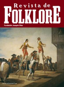 Revista Folklore Fundación Joaquín Díaz